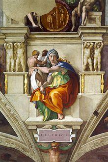 https://upload.wikimedia.org/wikipedia/commons/thumb/b/b0/Michelangelo_-_Delphic_Sibyl.jpg/220px-Michelangelo_-_Delphic_Sibyl.jpg