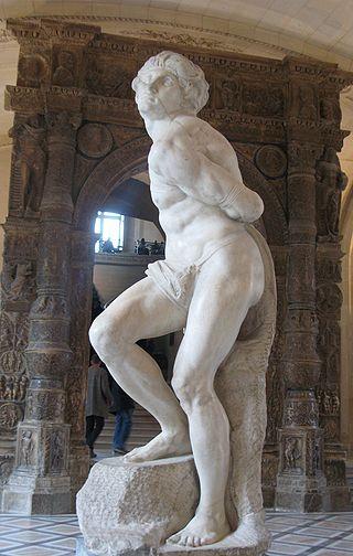 Michelangelo-The Rebellious Slave.jpg
