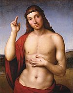 Raffaello Sanzio - Christ Blessing (Pax Vobiscum) - WGA18639.jpg