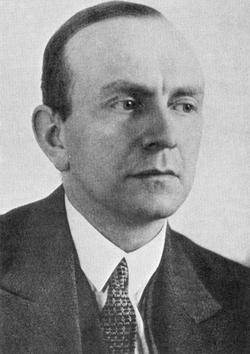 Portrait of Eugene Kolisko