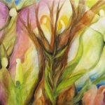 היום השלישי לבריאה - ישויות המינים של הצמחים