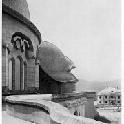 Rudolf Steiner's First Goetheanum Exterior0005