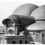 Rudolf Steiner's First Goetheanum Exterior0011