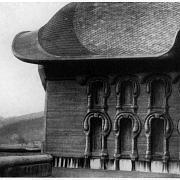 Rudolf Steiner's First Goetheanum Exterior0014