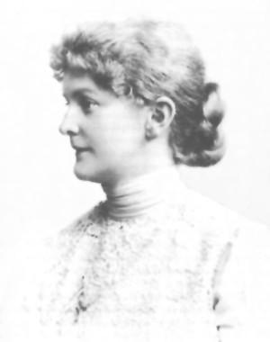 Portrait of Marie Steiner-von Sivers